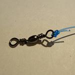 チヌ釣りやメジナ釣りで使うオススメの3つのサルカン結びとコツ
