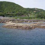 和歌山県すさみ町での磯釣りメジナ狙い 少し寒かった!
